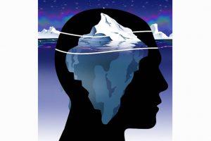 ضمير خودآگاه ما در مقابل ضمير نيمه آگاه و ناخودآگاه
