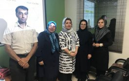 گزارش کارگاه شخصیت شناسی با رویکرد اناگرام- خرداد ۹۷