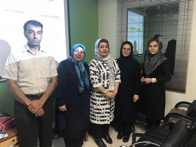 گزارش تصویری کارگاه اناگرام مقدماتی- خرداد ۹۷