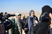 گزارش تصویری از آرامگاه دکتر ابوالقاسم بختیار و هلن جفریز توس بخش ۲