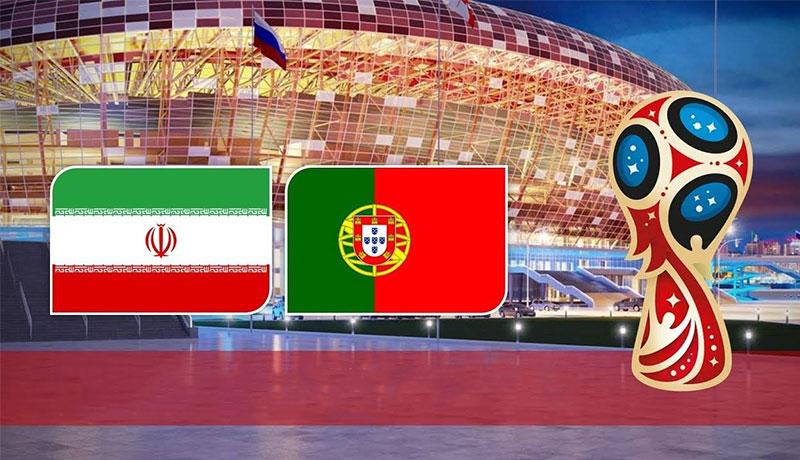 بازی پرتغال و ایران جایی بر تامل ما!