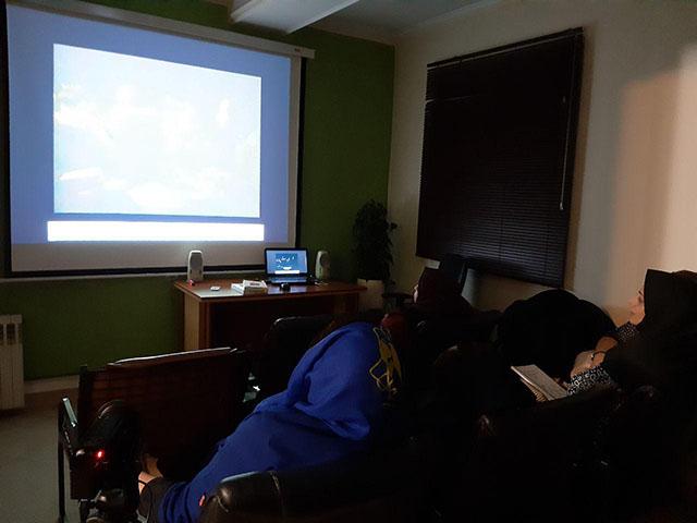گزارش نمایش و کارگاه تحلیل فیلم ملاقات با مردان برجسته