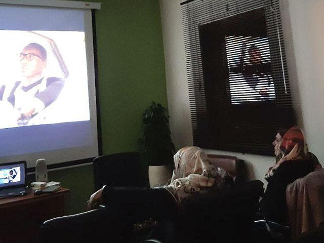 گزارش نمایش و کارگاه تحلیل فیلم کتاب سبز
