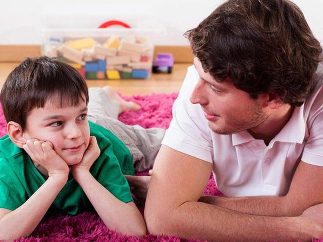 انیاگرام ، حرکت از چرایی به چیستی فرزندپروری