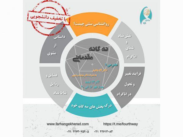 کارگاه نه گانه ایرانی، دوره مقدماتی