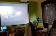گزارش تصویری کارگاه تحلیل فیلم تاریک ترین لحظات Darkest hour