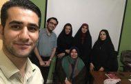 گزارش تصویری کارگاه اناگرام پایه. ۸ آبان ۹۶