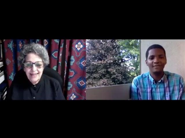 مصاحبه دکتر لاله بختیار با matt scott - قسمت اول