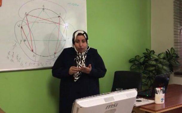گزارش وبینار آموزشی زوجین با رویکرد اناگرام